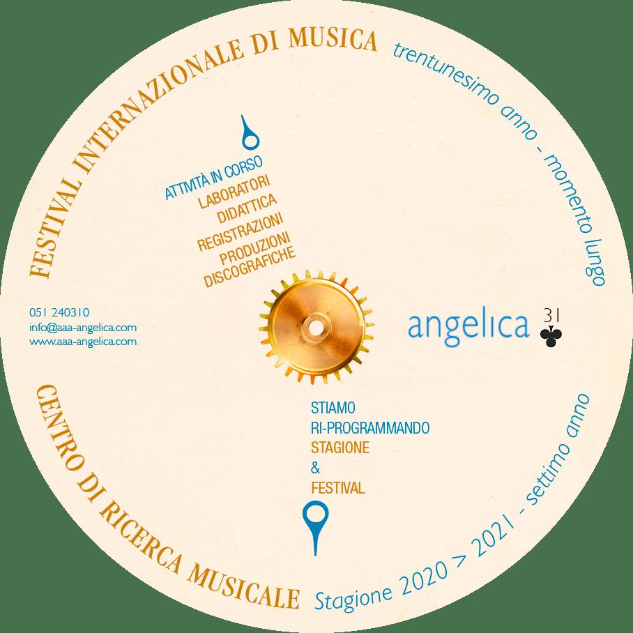 AngelicA 2021 - 31 anni